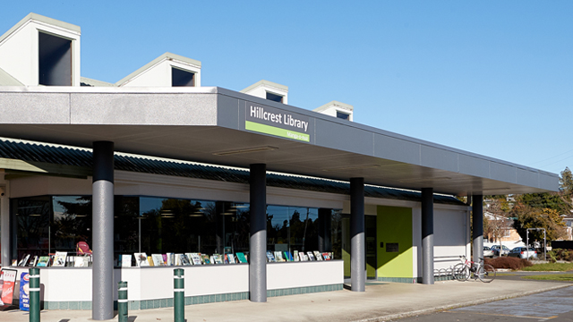 Hillcrest Library 2