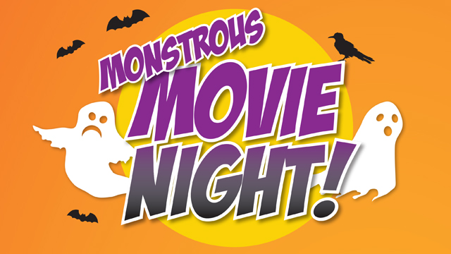 Monstrous Movie Night